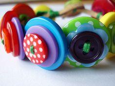 button bracelet Paige wants this one