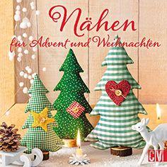 Scandi Christmas, Christmas Sewing, Christmas Love, Country Christmas, Christmas Tree Ornaments, Christmas Crafts, Xmas Trees, Fabric Tree, Family Crafts