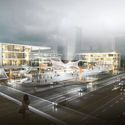 Second-Place Design Proposes Revitalization of Busan with Film in Korea Second-Place Design Proposes Revitalization of Busan with Film in Korea