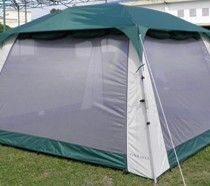 Experience all-weather camping and entertainment with the Pinnacle quick set screen tent. Waterproof rain fly, setup in under 2 minutes and huge awnings. Pop Up Camping Tent, Camping Tarp, Tent Tarp, Pop Up Tent, Camping Hacks, Camping Ideas, Tents, Screen Tent, Screen House