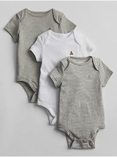 Look! Girls' Clothing (newborn-5t) Sweet-Tempered 5 X Unisex Baby Sleepsuits And Long Sleeve Bodysuits Age 6-9 Months