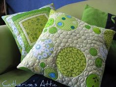 Green Goodness by Catherine's Attic
