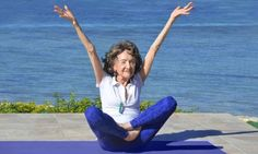 This woman is amazing! What The World's Oldest Yogi Wishes She Could Tell Her Younger Self