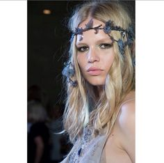 couture beauty fall 2015 Pat McGrath