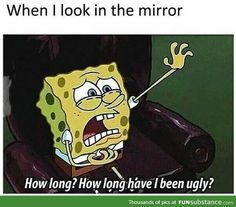 Just me looking at the mirror