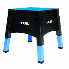 Best CrossFit Equipment - Fuel Pureformance Adjustable Plyometrics Box