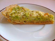Modemalist: Brokolicový koláč