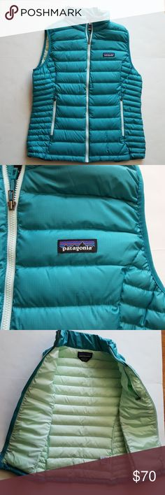 PATAGONIA dawn vest In excellent pre owned condition Patagonia Jackets & Coats Vests