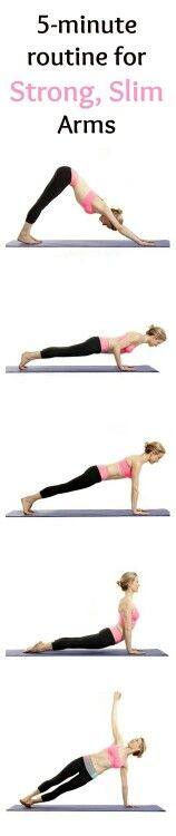 Yoga ~ slim arms