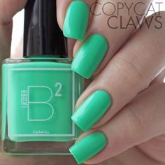 B Squared Lacquer - The Drop