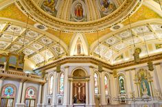 The Cathedral Basilica of St. Joseph, San Jose, CA