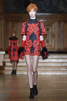 Beatrice Demulder Ferrant Spring Summer 2013 Couture