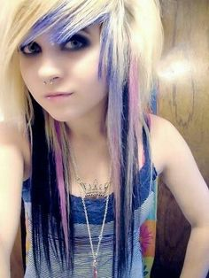 Remarkable answer hot emo blonde teen assured, that