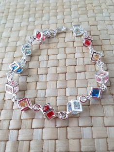 Krystal, Girly, Charmed, Bracelets, Jewelry, Fashion, Women's, Moda, Jewlery