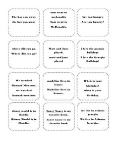 Printables Dol Worksheets daily oral language sheets activities and student students choose between 2 sentences write the correct one