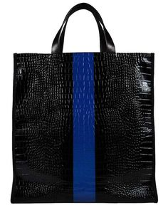 Dries Vsn Note Tote bag クロコダイル, メンズレザー, ブリーフケース, デンマークのデザイン 79bc2cb51d