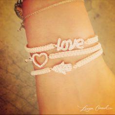 stack cute bracelets!