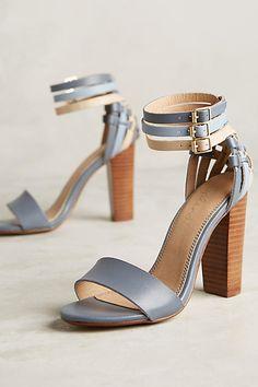 816dc4054a40c Splendid Jena Heels - anthropologie.com Sapatos Sandálias, Sapatos Lindos,  Saltos Grossos,