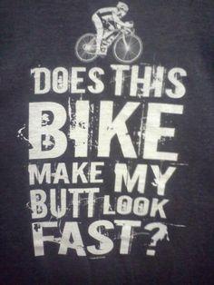 I love my bike!