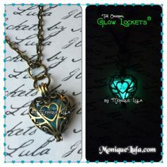 2a83ad0990ff Frozen Galaxy Heart Orb Glass Glowing Locket Necklace. Silberschmieden · Schmuck  Anhänger · Kette ...
