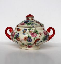 sugar bowl. Privatsammlung