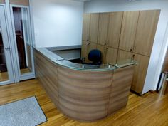 Adecuación oficina secretaria general UCE - counter