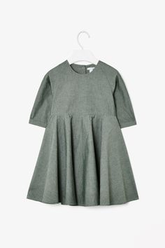 Flared chambray dress, from COS.  Everything about this dress is perfect.