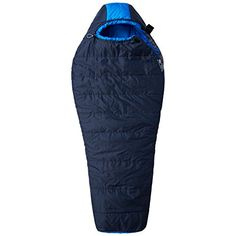 Mountain Hardwear Bozeman Flame 20F Sleeping Bag Long  Left Hand Zip  Collegiate Navy * Be sure to check out this awesome product.(This is an Amazon affiliate link)