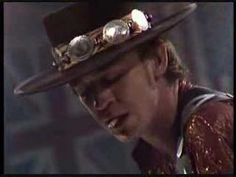 I am a huge Stevie Ray Vaughan Fan, I cried the day he died.  So glad I got to see him live, he truly was incredible.