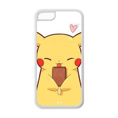 The Cute Japanese Anime Pokemon Pikachu And Other Elfins For Iphone 5C Case