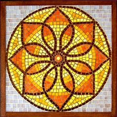 CMA is dedicated to mosaic artists worldwide who want to share ideas, develop their technique, creativity, and imagination. Mosaic Birds, Mosaic Wall Art, Mosaic Diy, Mosaic Crafts, Mosaic Projects, Tile Art, Mosaic Glass, Stained Glass, Glass Art