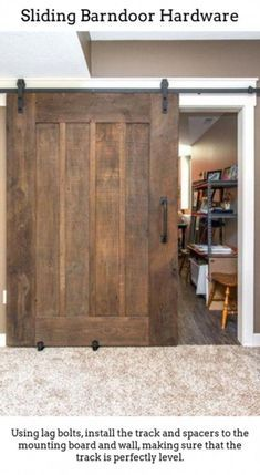 Barn Door In House October 28 2018 At 01 50pm Modern Sliding Barn Door Barn Door