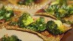 Zalogajčići sa mariniranim brokolijem #brokoli #vegan #sirovahrana #zivetizdravo