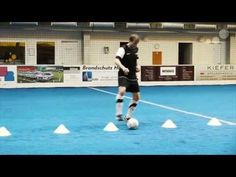"Soccer Skill Training like ""NEYMAR"" FC Barcelona - YouTube"