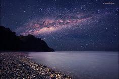 "Foto ""starry night"" by Mustafa ILHAN #500px"