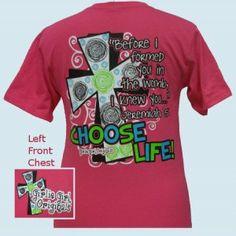 Girlie Girl Originals shirts!!