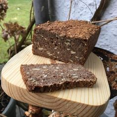 Rye Bread I've always loved rye bread. Rye bread was a big part of my childhood and my dad baked the most beautiful bread baked on sourdough. I was often present when baking and tasting the dough. Rye Bread Recipes, Cooking Cookies, Scandinavian Food, Danish Food, Bread Bun, Bread Baking, Love Food, Whole Food Recipes, Food To Make