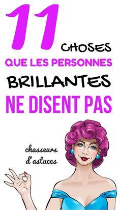 Les personnes brillantes et émotionnellement intelligentes savent que certaines phrases ont un pouvoir spécial - elles vous donnent une mauvaise image ...