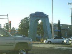 Chevy on a Stick - Sights Around Albuquerque, NM