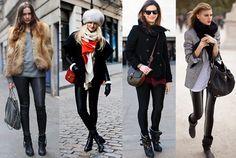 Saiba por que toda mulher deve ter uma legging em seu guarda-roupa