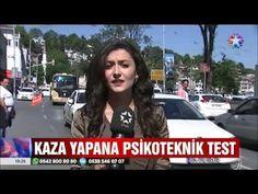 Kaza yapan kuralları ihlal eden kaldırıma çıkıp karşı şeride geçen fazla kaza yapan sürücülere Psikoteknik testi geliyor.