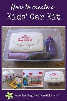 Mom Tested – Kids' Car Kit   Burlington VT Moms Blog
