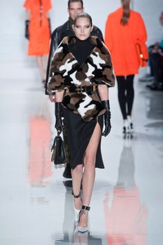 Michael Kors Runway | New York Fashion Week Fall 2013