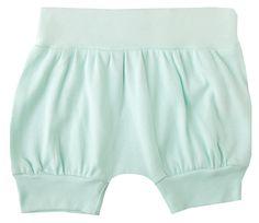 "Finn + Emma ""Blue Glass"" Organic Bubble Shorts"