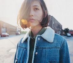 Find images and videos about model, kiko and kiko mizuhara on We Heart It - the app to get lost in what you love. Cut My Hair, Hair Cuts, Bob Hairstyles, Straight Hairstyles, Bob Haircuts, Girl Short Hair, Looks Style, The Girl Who, Vaporwave
