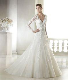 San Patrick Bridal 2015 Wedding Dresses #wedding #dresses #gown #bridal #love