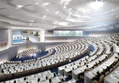 New Algerian Parliament Building