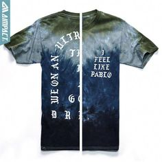57c8c7246 Tie-Dye Mens T-Shirts with Gothic font Start shopping! ✈️Free shipping