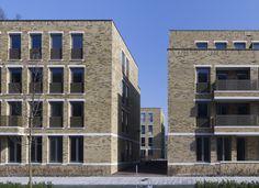 office Wingender Hovenier Woningbouw Lommerrijk Kolenkitbuurt, Amsterdam 2006-2012