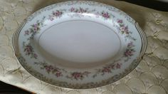 Check out this item in my Etsy shop https://www.etsy.com/listing/502703179/noritake-japan-oval-serving-platter